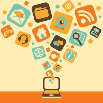 social media computer