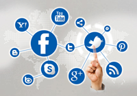 social media selling blog