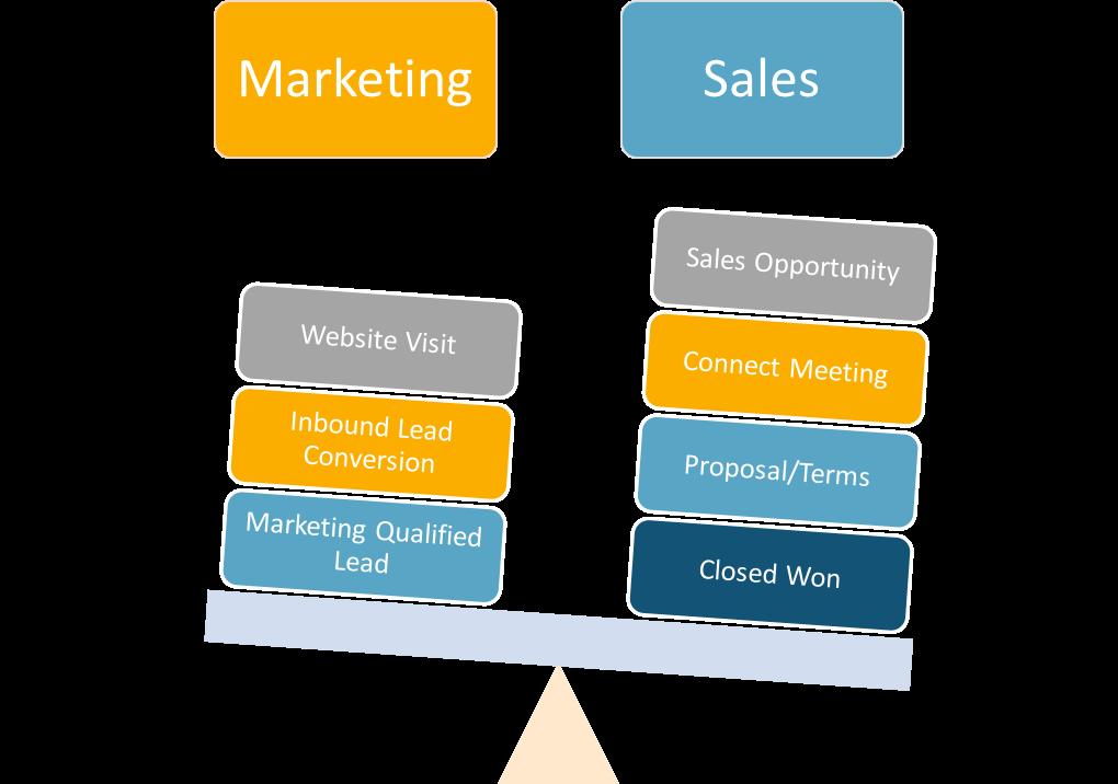 Professional Services Business Development Funnel