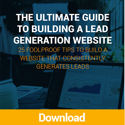 Ultimate Guide to Building a Lead Generation Website Download