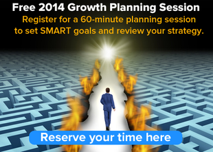 Reserve your 2014 Inbound Marketing Growth Planning Session