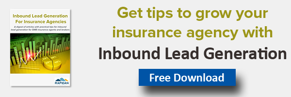 Download Rapidan Strategies eBook, Inbound Lead Generation For Insurance Agencies