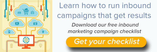 Download Rapidan Strategies Inbound Marketing Campaign Checklist